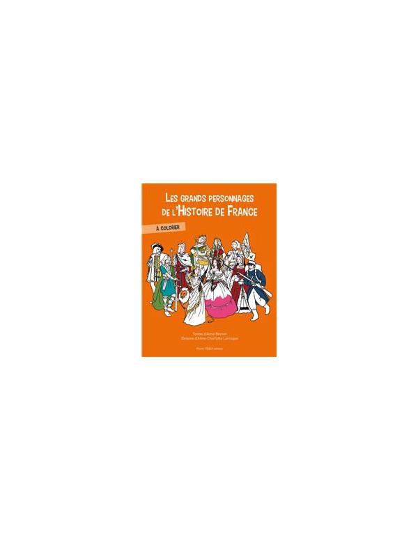 Livre Religieux Et Priere Coloriage Les Grands Personnages De L Histoire